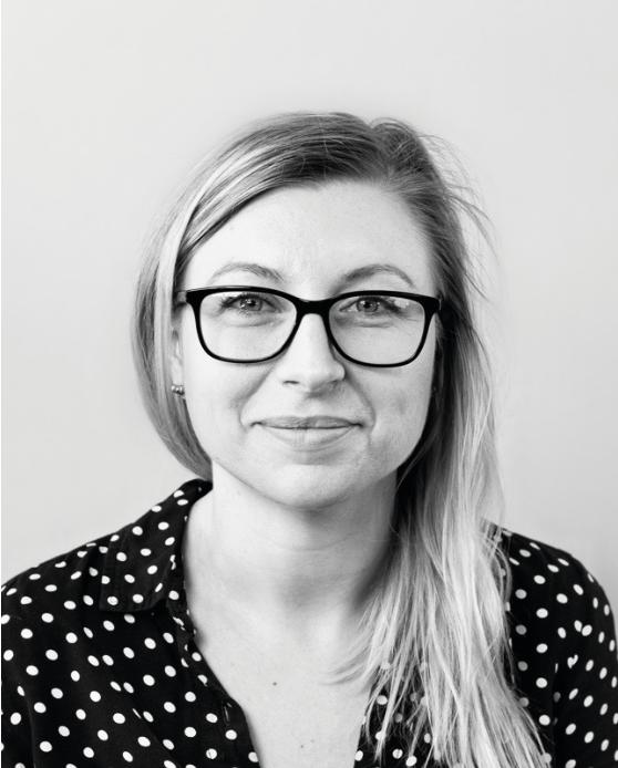 Dr Kasia Siemienowicz